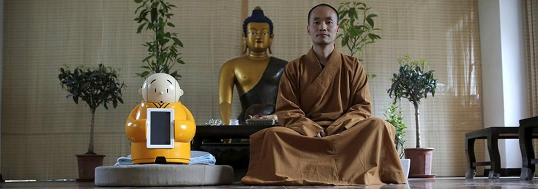 robot-buddhist