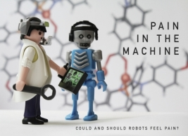 pain in the machine