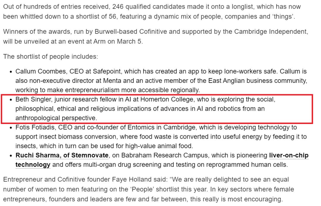 Cambridge Independent