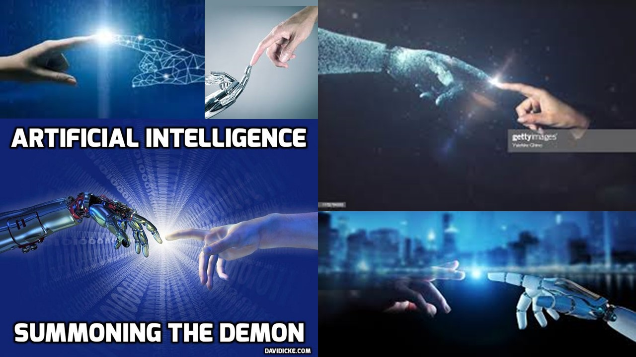 Examples of AI Creation Meme